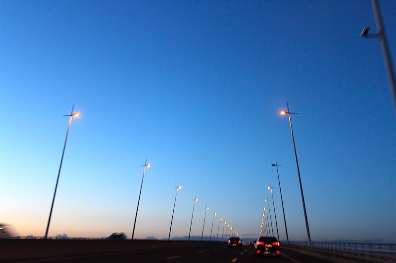Ponte Vasco da Gama, Aluguer de Autocarros