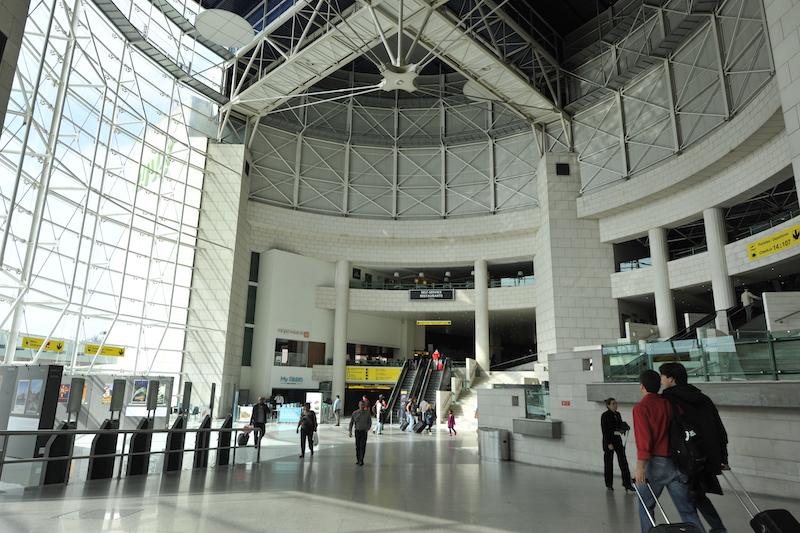 Aeroporto de Lisboa, Fotografia ANA